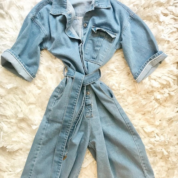 98e9d2a3376 70 s inspired short jumpsuit. M 5c7fed102beb79f9b5dee9b5